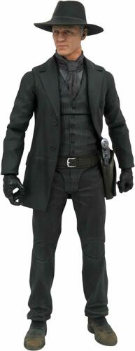 Westworld Select Series 1 Diamond Select Man In Black Figure