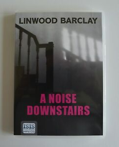 A-Noise-Downstairs-by-Linwood-Barclay-MP3CD-Audiobook