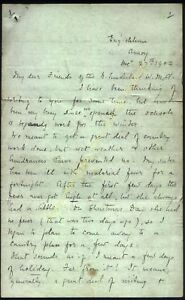 1902 China Superb Protestant Missionaries Letter Mary G Eweing Eng Chun Amoy Ebay