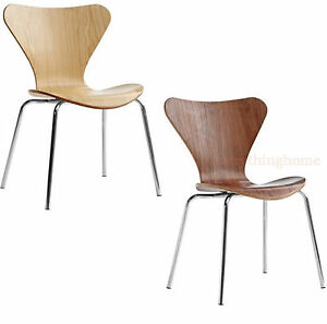 ARNE-JACOBSEN-SERIES-7-STYLE-DINING-CHAIR-MOLDED-PLYWOOD-WALNUT-NATURAL-FINISH