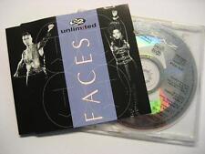 "2 UNLIMITED ""FACES"" - MAXI CD"
