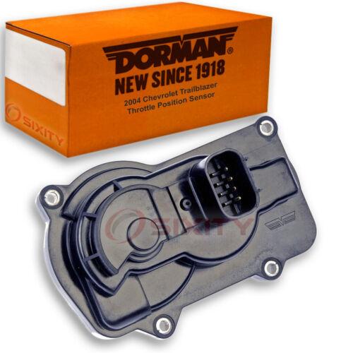 TP TPS dc Dorman Throttle Position Sensor for Chevrolet Trailblazer 2004