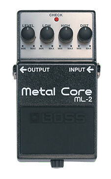 Boss ML2 Distortion Guitar Effect Pedal