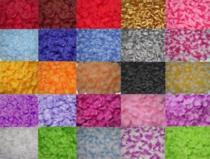 100-Silk-Wedding-Party-Table-Rose-Flower-Petals-Gems-Confetti-Decoration-Quality