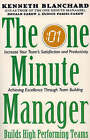 One Minute Manager Builds High Performing Teams by Donald Carew, Eunice Parisi-Carew, Kenneth H. Blanchard (Paperback, 1994)