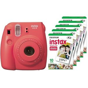 how to take good pictures with fujifilm instax mini 8
