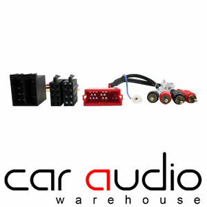 image is loading audi-a3-a4-a6-tt-allroad-speaker-amplified-