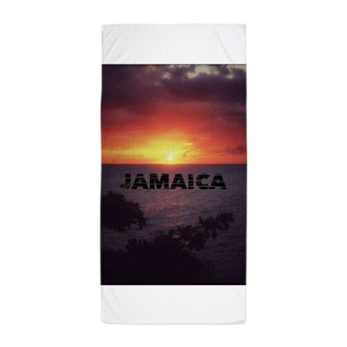 CafePress Jamaica Beach Towel 1868451747