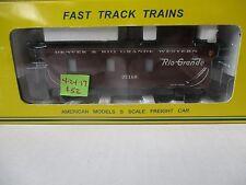 American Models AM 7508 D&RGW caboose NIB  (4/24/17)