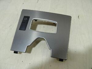 Copertura-Alluminio-Pannello-di-Consolle-Centrale-Mercedes-W212-Mopf-2126806993