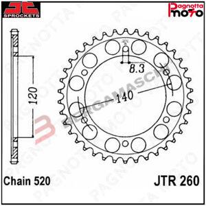 A51026038-JTR260-38-CORONA-TRASMISSIONE-JT-SPROCKETS-260-Z38