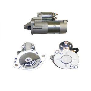 Starter Motor fits MITSUBISHI L300 Mk3 2.5D 86 to 06 QH M2T74171 MD156987