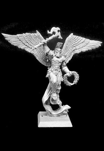 Uriel Guardian Angel Crusaders Solo 14080 Warlord Reaper Miniatures D&D Wargames
