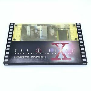 The-X-Files-35mm-Collector-Film-Cels-The-Erlenmeyer-Flask-1996-Limited-Edition