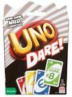 Mattel Games UNO Dare Card Game 1day Delivery