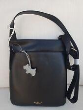 e1a675953dcee6 item 2 RADLEY LEATHER POCKET BAG BLACK MEDIUM MESSENGER/ACROSS BODY BAG RRP  £119 -RADLEY LEATHER POCKET BAG BLACK MEDIUM MESSENGER/ACROSS BODY BAG RRP £ 119