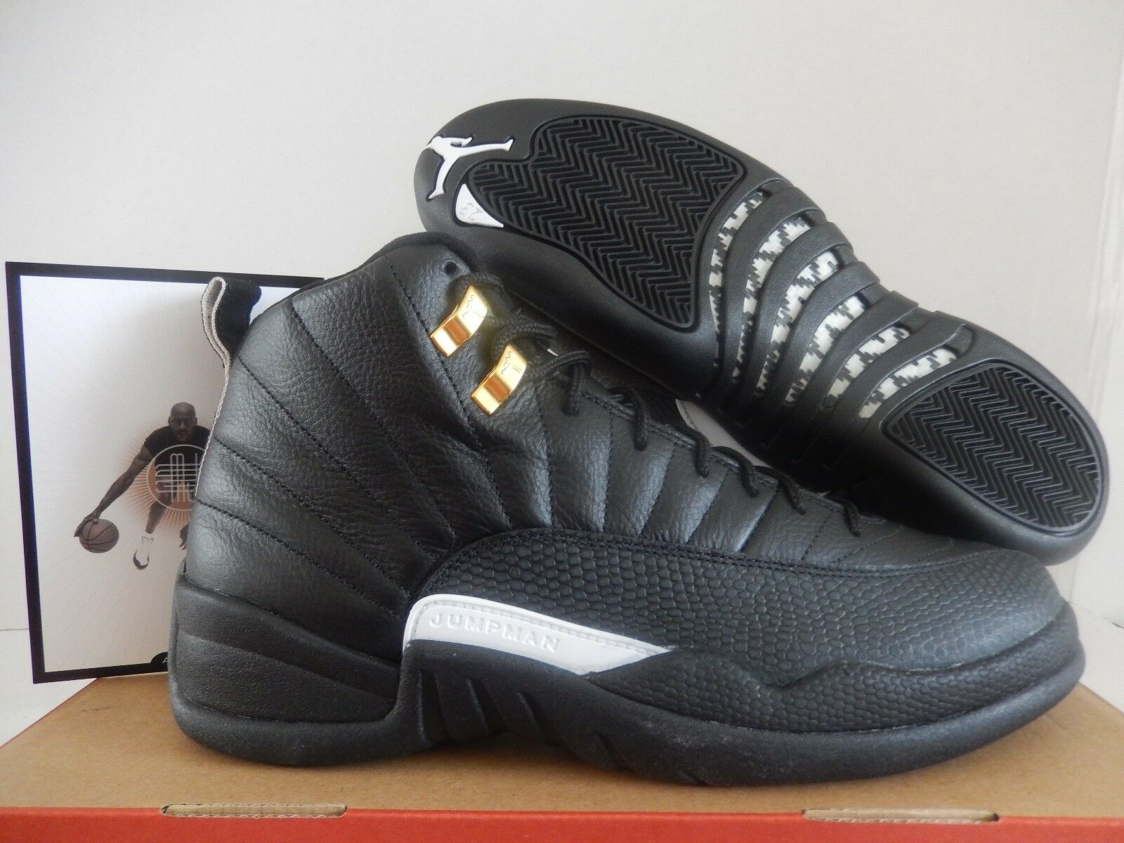 NIKE AIR JORDAN 12 RETRO -MET