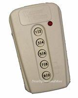 Wayne Dalton 309964 / 327308 Kep-3 Mini Wireless Keypad 372 Mhz Comp With 327310