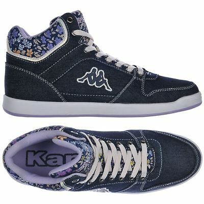 Kappa Scarpe Sneakers UDELE 6 Donna Pallacanestro Basket sport Medio TAGLIA US
