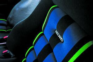 2x-Emblemat-Recaro-emblem-badge-logo-BMW-Porsche-Alpina-VW-Opel-Sportsitze