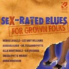 Sex-Rated Blues by Various Artists (CD, Mar-2008, Ecko Records)
