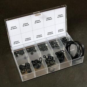 o ring sortiment 2mm fadenst rke f r modellbau in box ebay. Black Bedroom Furniture Sets. Home Design Ideas