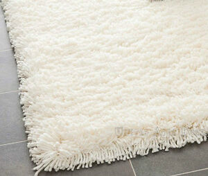 8x10 Area Rug Shaggy Shag Carpet 2 Inch Plus Thick Amp Heavy