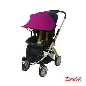 [Manito New Sunshade] Sunshade for baby stroller and car seat / UV cut 99%