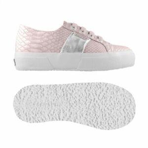 Superga-Scarpe-ginnastica-Bambina-2750-PUSNAKEJ-Tempo-libero-Sneaker
