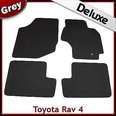 Toyota RAV4 Mk1 XA10 1994-2000 Tailored LUXURY 1300g Carpet Car Floor Mats GREY