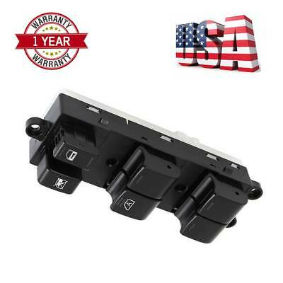 25401-ZJ60A New For Nissan Sentra 2008-2012 Electric Power Window Master Switch