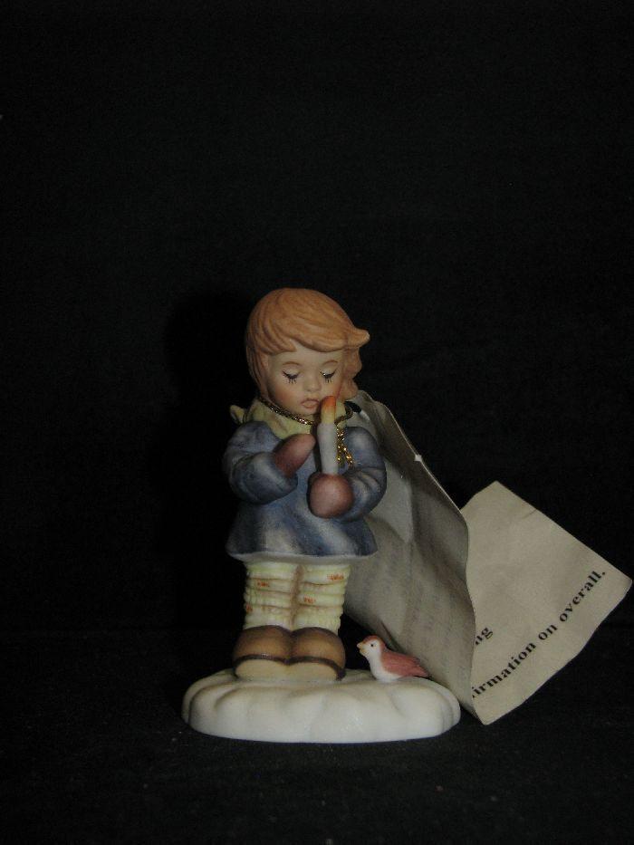 Berta Hummel, Musterfigur    Girl with Candle