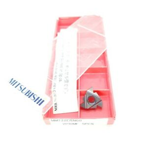 x1-Mitsubishi-MMT22ERN60-Carbide-Insert-VP10MF-Threading-Tip-VB4