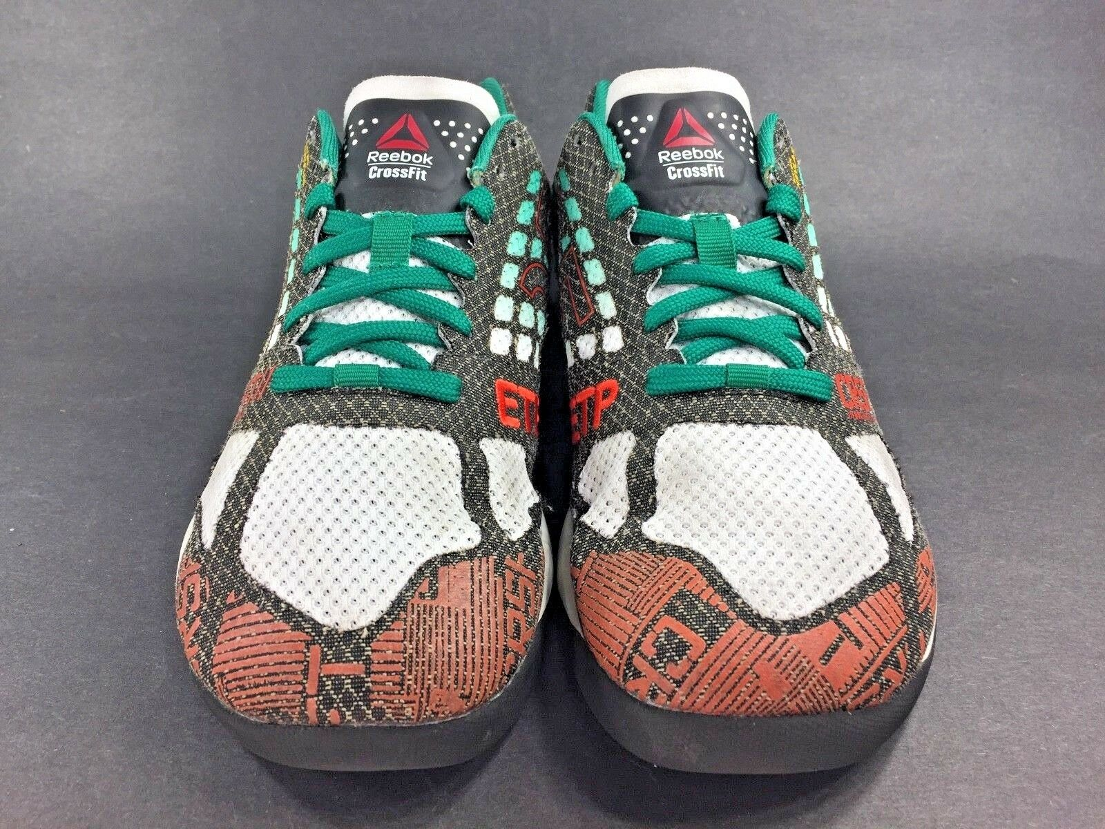 Reebok™ ~ CrossFit 05 CR5FT// Shoes ~ Built Donna w/ KEVLAR ~ Donna Built Sz 9 ~ VERY GOOD d1377c