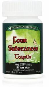 Plum-Flower-Four-Substances-For-Women-Si-Wu-Tang-Wan-200-ct