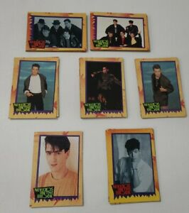 Lot of 30 New Kids On The Block NKOTB Trading Cards Vintage 1989 read listing