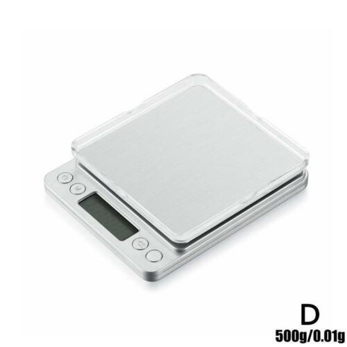 Mini Digital Kitchen Scale Pocket Precision Jewelry Electronic Balance Weight