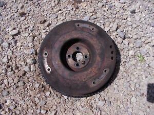 farmall cub tractor ih flywheel starter ring gear ihc ebay. Black Bedroom Furniture Sets. Home Design Ideas