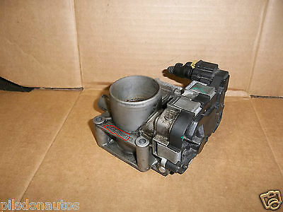 FIAT GRANDE PUNTO DOBLO 06-10 FORD KA 2009/> 1.2 1.4 8V THROTTLE BODY 5519278