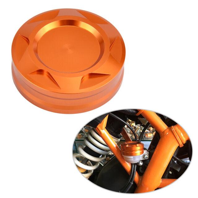Brake Master Cylinder Reservoir Cap Fluid Oil Cover For KTM Duke RC 125 200 390