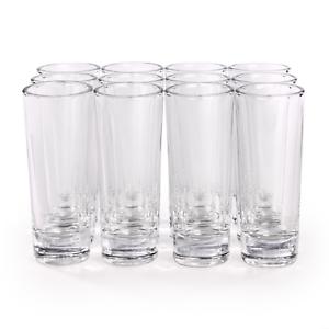 Large Shot Glasses Set of 12 Spirit & Liqueur Shooters Dishwasher Safe M&W