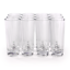 thumbnail 1 - Large Shot Glasses Set of 12 Spirit & Liqueur Shooters Dishwasher Safe M&W