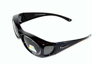 Publicidad Gafas Escudo Negro De Figuretta 400 Polarizadas Uv Tv Sol QBosrdCxth