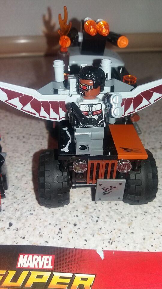 Lego Super heroes, 76050