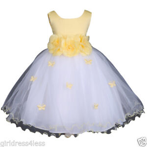 Butterfly-Baby-Infant-Toddler-Halloween-Princess-Costumes-Pageant-Ruffled-Dress