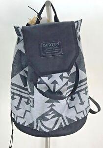 BURTON PARCEL PACK--- COLOR: NORDIC--- BRAND NEW!!!