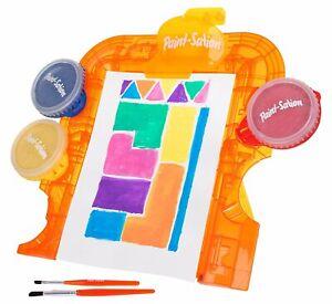 Paint-sation-Desordre-Gratuit-Enfants-Peinture-Chevalet