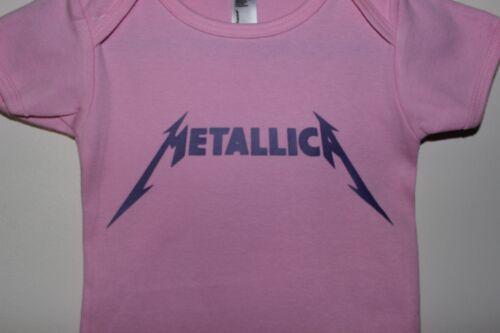 Metallica Baby Girl Ange BODY ~ rose