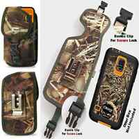 [a20] Pouch Perfect Fits Samsung Galaxy Note 4 Otterbox Defender Case Belt Clip