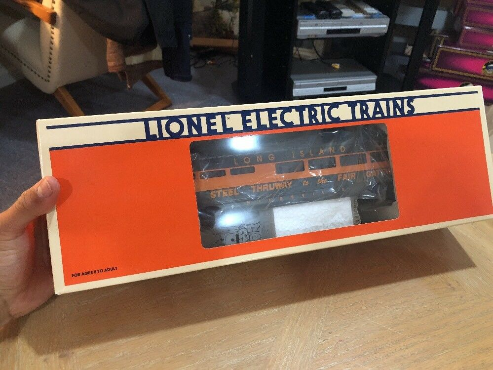 LIONEL NASSAU Operating Engineers Long Island R.R. World's Fair Dining Car 9883
